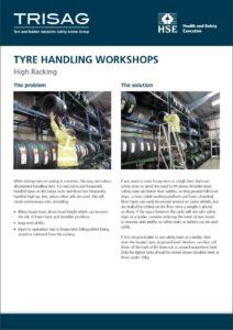 TRISAG Tyre handling workshops