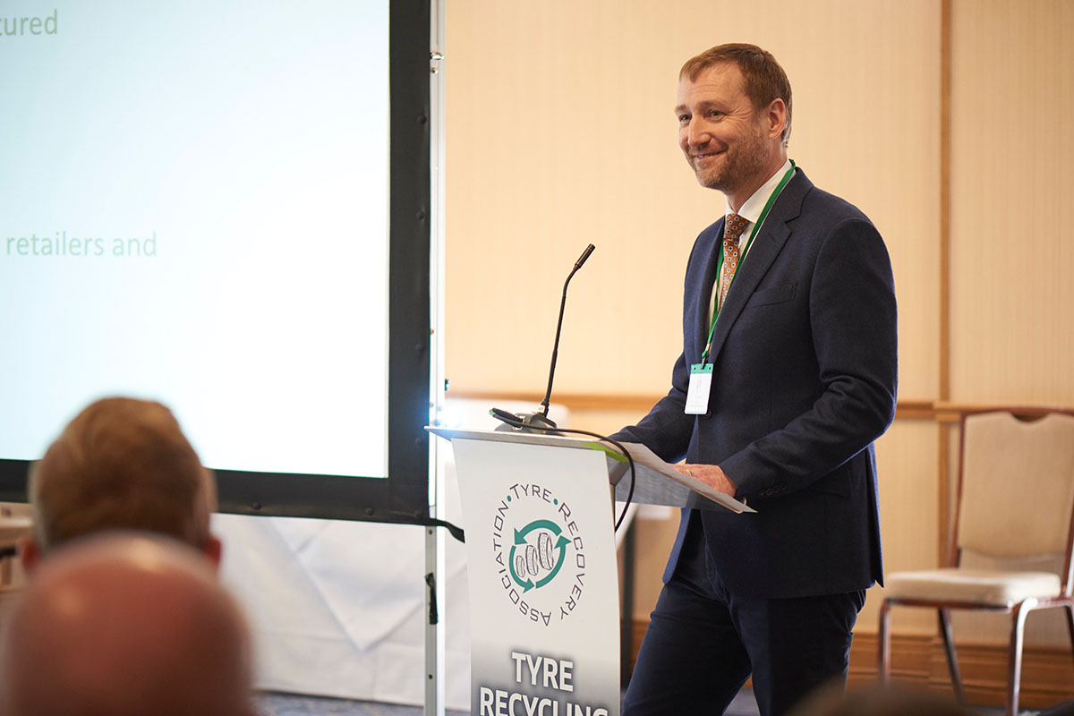 TRA Outlines Its Position On EPR And Launches Two Landmark Initiatives At Tyre Recycling Forum Day