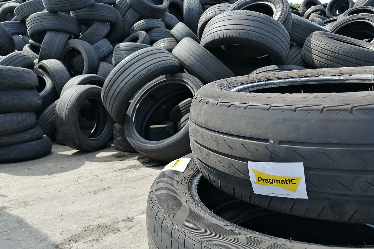 TRA Announces Successful Trial To Introduce Digital Traceability Into The Tyre Waste Stream
